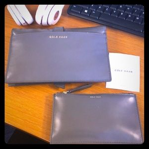 Cole Haan Wallet w/ pouch
